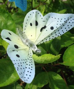 Solar Powered LED Butterfly Lights 06-The Gadget Gods